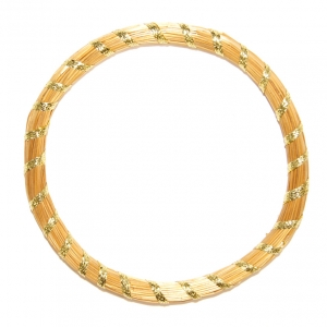 golden grass bangle bracklet